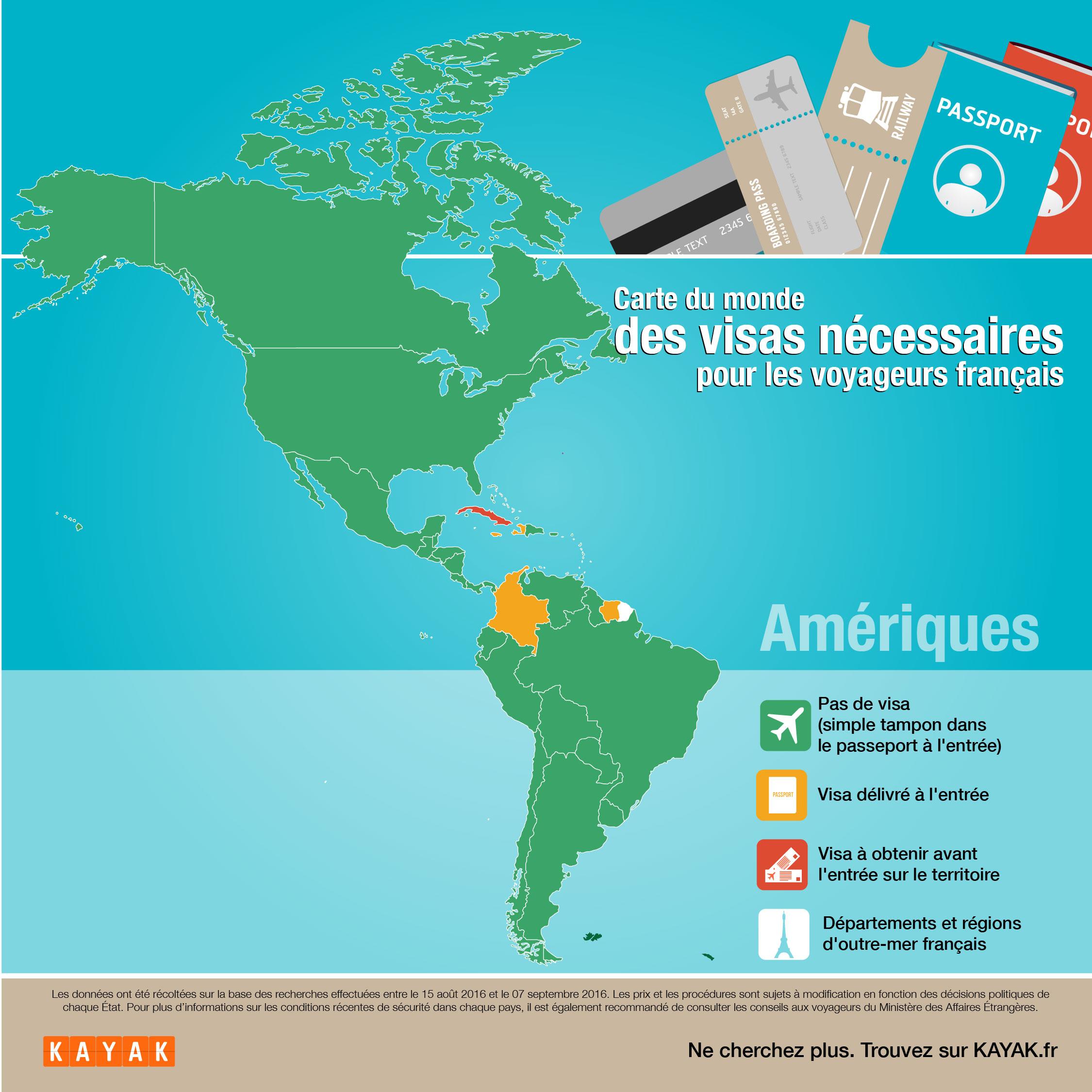 Passeport Sil Vous Plaît Notre Carte Du Monde Des Visas