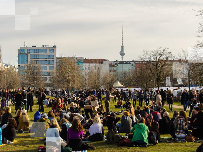 Berlin possède de nombreux espaces où rencontrer du monde et se prête bien aux voyages en solo
