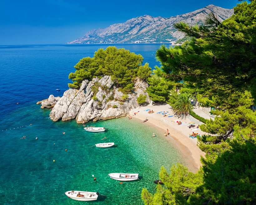 Les 10 meilleures destinations plage en France et en Europe