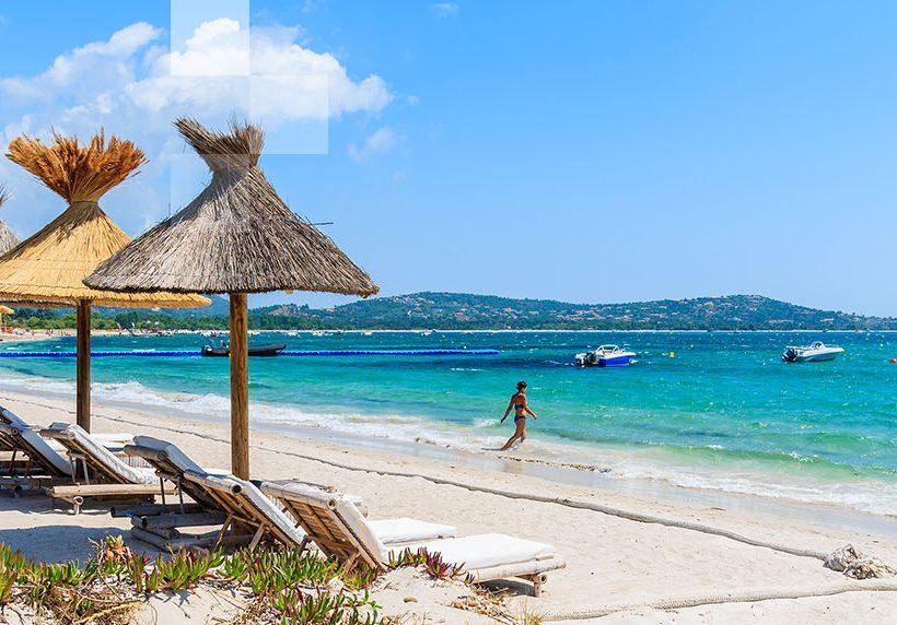 Les 12 plus beaux hôtels au bord de la mer en Corse du Sud