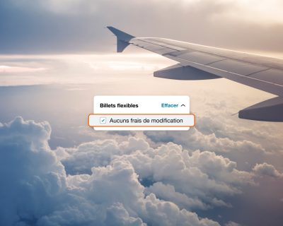 Réservation flexible : comment trouver des offres de voyage modifiables ou annulables