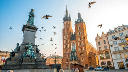 Locations de vacances à Cracovie