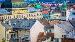 Vols Pas Chers De Toulouse Pour Zagreb A Partir De 81 Kayak