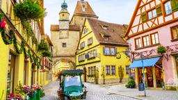Hôtels à Rothenburg ob der Tauber