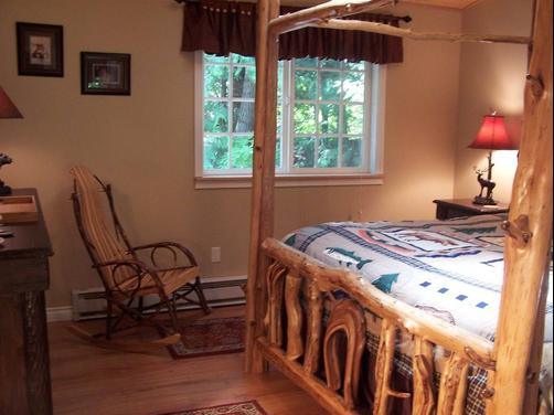 A Hidden Haven & Water Garden Cottages - Port Angeles - Chambre