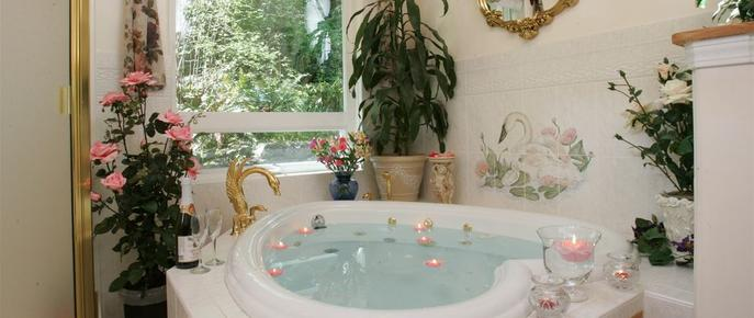 A Hidden Haven & Water Garden Cottages - Port Angeles - Salle de bain