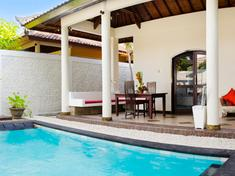 Gita Ayu Villas - Luxury One Bedroom Villa with Private Pool