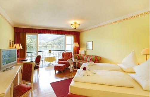 Grand Hotel Zell Am See - Zell am See - Chambre