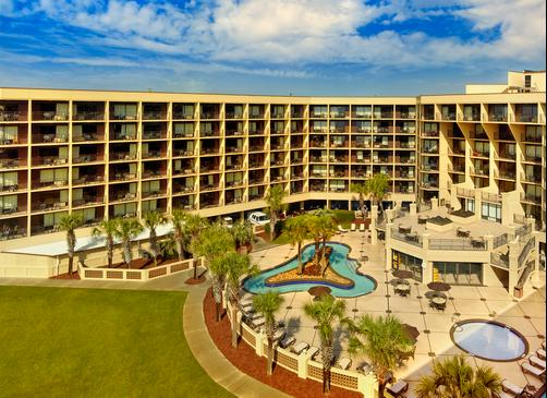 Springmaid Beach Resort - Myrtle Beach - Bâtiment