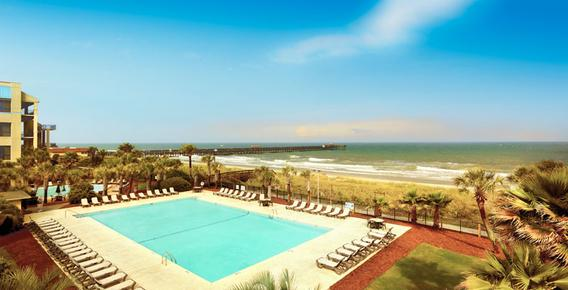 Springmaid Beach Resort - Myrtle Beach - Plage