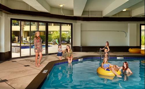 Springmaid Beach Resort - Myrtle Beach - Piscine