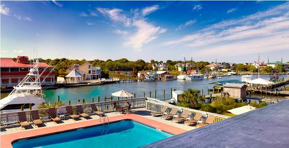 Shem Creek Inn - Mount Pleasant - Bâtiment