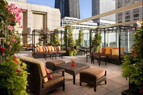 The Peninsula Chicago - Chicago - Patio