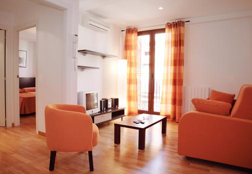 MH Apartments Liceo - Barcelone - Salon