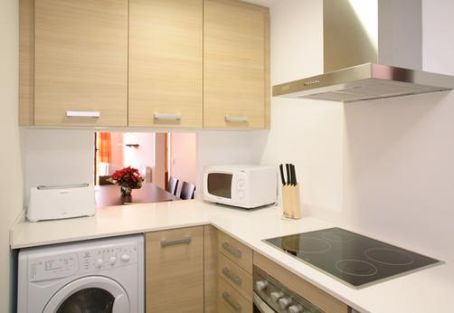 MH Apartments Liceo - Barcelone - Cuisine