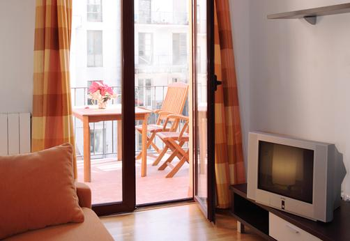 MH Apartments Liceo - Barcelone - Chambre