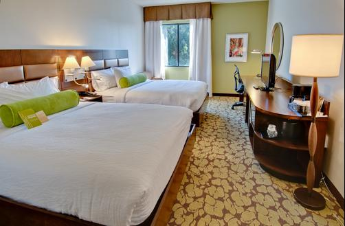 Hilton Garden Inn Los Angeles/Hollywood - Los Angeles - Chambre