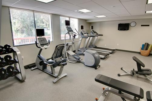 Hilton Garden Inn Los Angeles/Hollywood - Los Angeles - Salle de sport