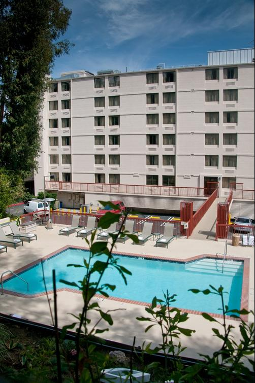 Hilton Garden Inn Los Angeles/Hollywood - Los Angeles - Piscine