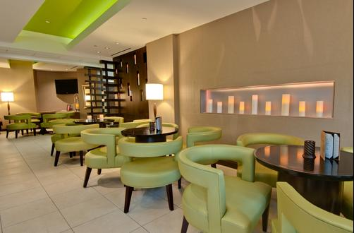 Hilton Garden Inn Los Angeles/Hollywood - Los Angeles - Bar