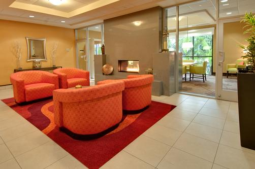 Hilton Garden Inn Los Angeles/Hollywood - Los Angeles - Lobby