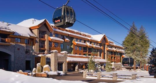 Grand Residences by Marriott Tahoe - South Lake Tahoe - Bâtiment