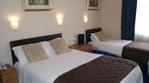 Parkwood at Marble Arch - Londres - Chambre