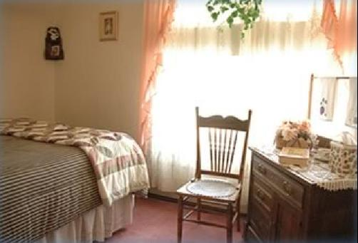 Custer Mansion Bed & Breakfast - Custer - Chambre
