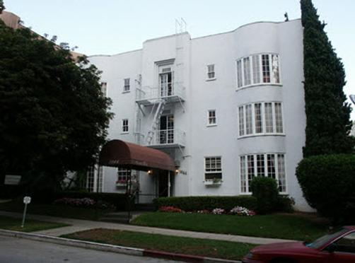 The Claremont Hotel - Los Angeles - Bâtiment