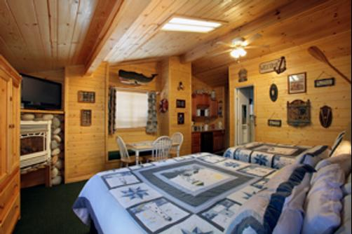 Fireside Lodge Bed and Breakfast - South Lake Tahoe - Chambre