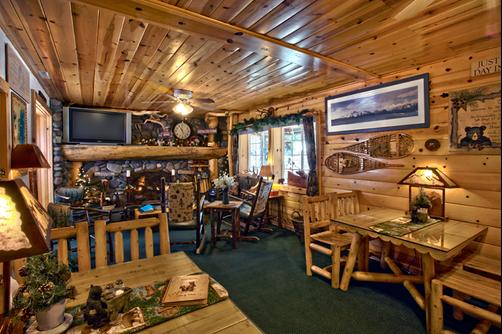 Fireside Lodge Bed and Breakfast - South Lake Tahoe - Restaurant