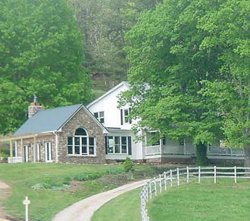 Fincastle Vineyard Bed and Breakfast - Fincastle - Bâtiment