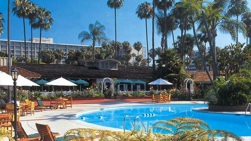 Town and Country Resort - San Diego - Piscine