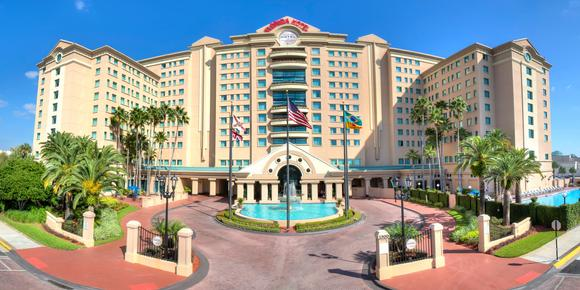 The Florida Hotel and Conference Center - Orlando - Bâtiment