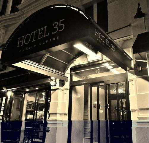 Hotel 35 at Herald Square - New York - Bâtiment