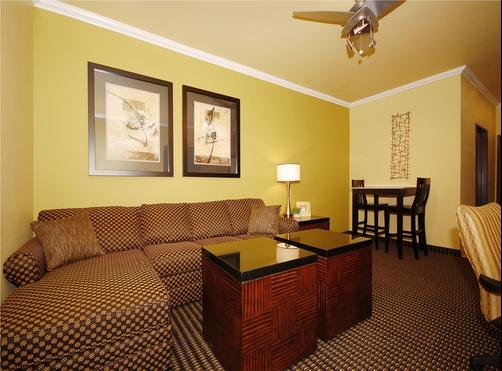 Best Western Plus Christopher Inn & Suites - Forney - Chambre