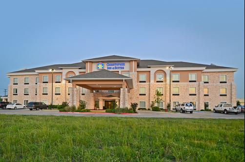 Best Western Plus Christopher Inn & Suites - Forney - Bâtiment