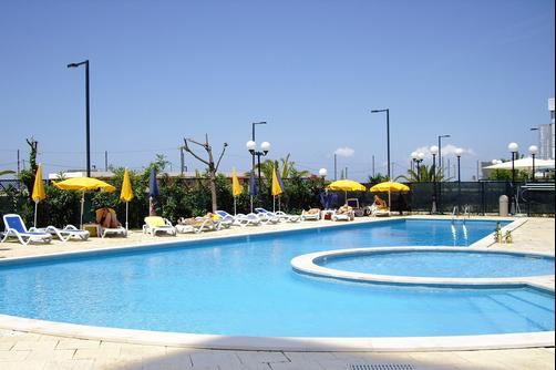 Ever Caparica Beach & Conference Hotel - Costa Caparica - Piscine