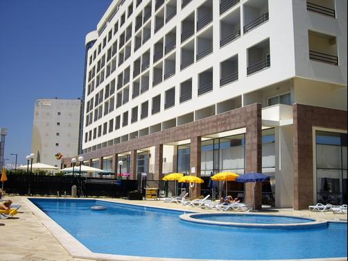 Ever Caparica Beach & Conference Hotel - Costa Caparica - Bâtiment