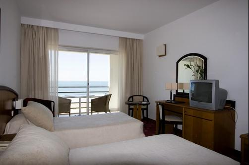 Ever Caparica Beach & Conference Hotel - Costa Caparica - Chambre
