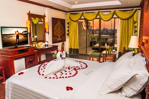 The Privilege Floor @ Borei Angkor - Siem Reap - Chambre