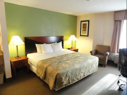 Sleep Inn Northlake - Charlotte - Chambre supérieure King-size