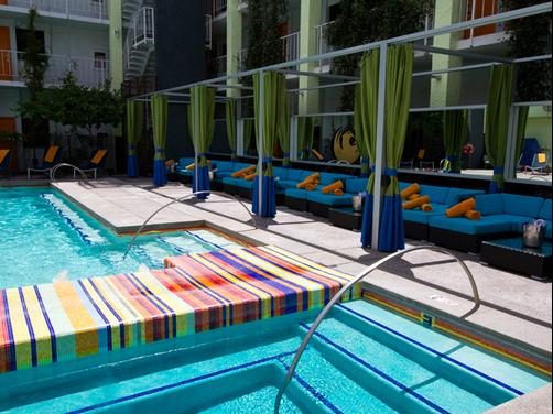 The Clarendon Hotel - Phoenixs Urban Retreat - Phoenix - Piscine
