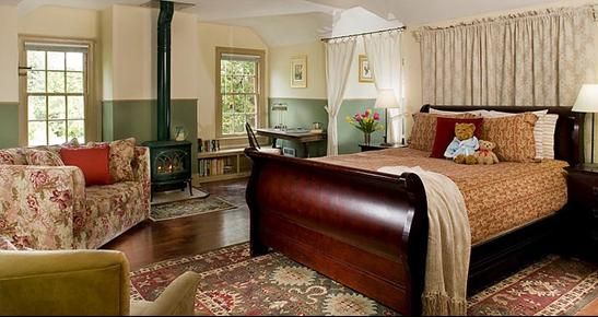 Chambered Nautilus Bed and Breakfast Inn - Seattle - Chambre