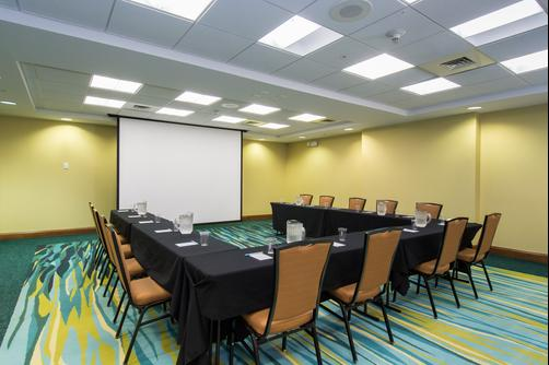 SpringHill Suites by Marriott Columbia Downtown The Vista - Columbia - Espace de conférence