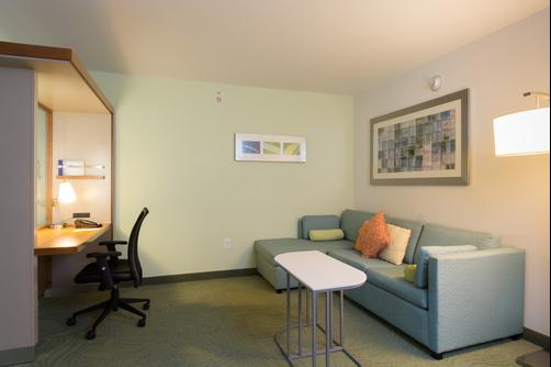 SpringHill Suites by Marriott Columbia Downtown The Vista - Columbia - Chambre