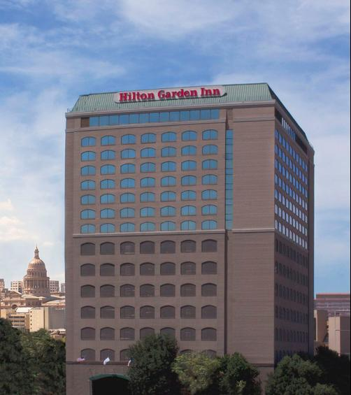 Hilton Garden Inn Austin Downtown/Convention Center - Austin - Bâtiment