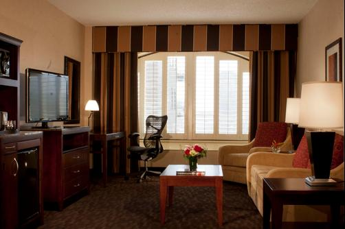 Hilton Garden Inn Austin Downtown/Convention Center - Austin - Chambre