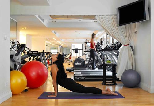 JW Marriott Essex House New York - New York - Salle de sport