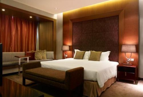 Peninsula Excelsior Hotel - Singapour - Chambre